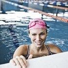 ¿Por qué te da hambre y pierdes peso después de nadar?