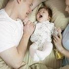Signos de calambres en el estómago en los recién nacidos