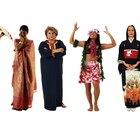 Diferencias entre razas y culturas