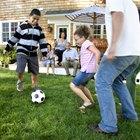 Juegos en el jardín para adolescentes