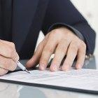 Cómo escribir una carta de intención para un contrato de alquiler