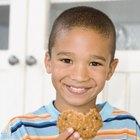 Cómo preparar (sobre la estufa) galletas de avena con mantequilla de maní
