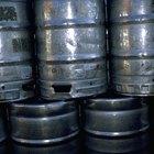 Pitcher of beer
