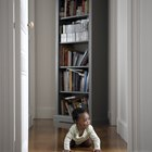 How to build an mdf bookcase