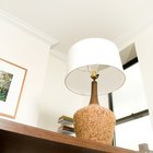 How to change the colour of lamp shades