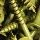 Dimensiones estándares para tornillos de rosca ANSI de gran diámetro