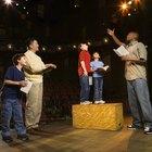 Las mejores actividades para un club de teatro de adolescentes