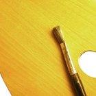 Cómo evitar que el papel se arruge al pintarlo
