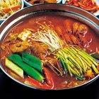 Cómo preparar tortas de arroz coreanas