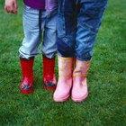 Cómo evitar que los pantalones se abulten arriba de las botas