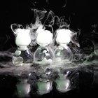 Como tratar queimaduras de gelo seco