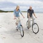 ¿Las bicicletas townie son buenas para largas distancias?