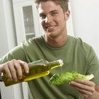 Diferentes tipos de aliños para ensaladas