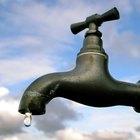 Cómo detener el robo de agua de grifos en el exterior