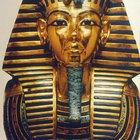 ¿Qué grandes cosas hizo el rey Tutankamón por su gente?