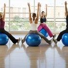 Exercise Balls & Herniated Discs