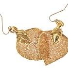 Leaf jewelry ideas