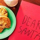 Cómo escribir una respuesta a una carta para Santa