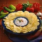 Cómo hacer una salsa mexicana de queso crema