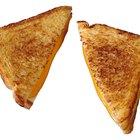 Cómo usar una tostadora de sándwiches