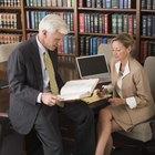 Funciones de un asistente legal en una oficina de abogados