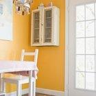 Cómo hacer una pared interior nueva con una puerta