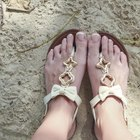 How to prevent blisters from thong sandals
