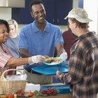 ¿Cómo hace dinero un comedor comunitario?
