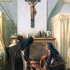 Quais são os votos de uma freira?