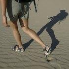 Buenas sandalias para caminar y para senderismo