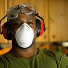 Warnings for breathing corian dust