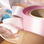 How to Sew Ribbon on Fabric