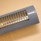 Aquecedor infravermelho comparado a aquecedores de quartzo ou de cerâmica