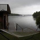 Campamento en el Lago Hopatcong, NJ