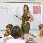 Lista de coisas que um aluno do primeiro ano deveria saber