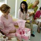 Mensajes en las tarjetas de felicitación para el baby shower
