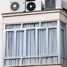 Por qué no se detiene el ventilador del aire acondicionado cuando alcanza la temperatura deseada