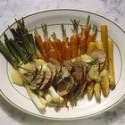Cómo cocinar zanahorias al vapor en el microondas