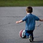 Regras simples de basquete para crianças