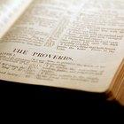 Como encontrar paralelismo nos Salmos