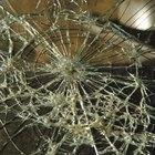 Tipos e causas da quebra do vidro