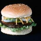 Cómo cocinar hamburguesas congeladas en el microondas