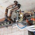 Como conectar tubo plástico de PVC a uma rede de água galvanizada