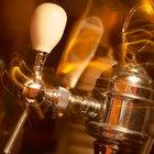 ¿Qué se necesita para formar un sistema de cerveza de barril?