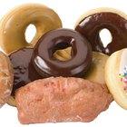 Como armazenar donuts para consumo posterior
