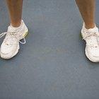 Cómo quitar las manchas de césped de las zapatillas de tenis