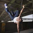 A história da dança Freestyle