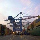 Cómo calcular las distancias náuticas entre puertos