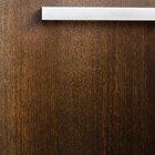Os puxadores de armário podem ser pintados com spray?