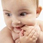 ¿La vainilla ayuda con la dentición de los bebés?